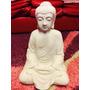 Buda Del Buen Pensamiento 55 Cm En Yeso Con Cemento