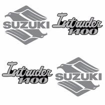 Sticker - Calcomania - Vinil - Susuki Intruder 1400