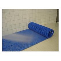 Piso Tapete Antiderrapante Piscina Banheiro Estrado Azul 3m²
