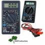 Tester Digital Multimetro Portatil Dt-830b Mejor Oferta