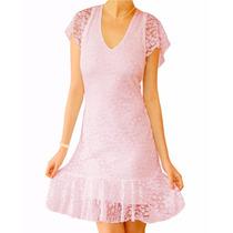 Vestido Nadine De Encaje De Mujer, Brishka M-0072