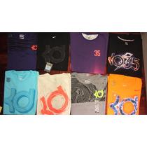 Remeras Nike Kd Dri Fit M L Xl Xxl Basket - Originales Usa