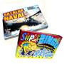 2 Jogos:batalha Naval + Bingo, Novos Nas Caixas - Frete 7,00
