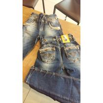 Calça Jeans Rhero Skinny Estilo Pit Bull