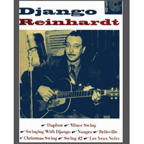 Partituras Guitarra Django Reinhardt - Collection Songs