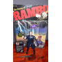 Rambo Figura Warhawk Coleco Completo