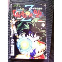 Mangá Dragon Ball Z Z-1 (z-33 De 83) 2º Impressão 2001