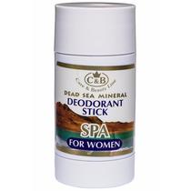 Mar Morto Desodorante Hidratante Mulheres - Dead Sea Mineral