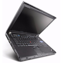 Notebook T61 Core 2 Duo 2.0 2gb Memoria