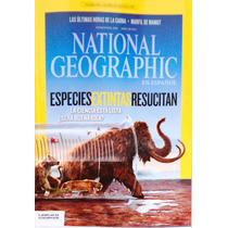 National Geographic. 2013 Abril.especies Extintas Resucitan.