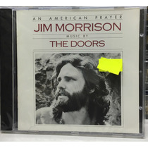 Cd Jim Morrison -music By The Doors -an American Nuevo