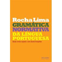 Gramatica Normativa Da Lingua Portuguesa - Rocha Lima