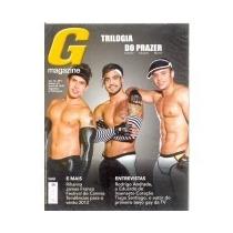 Revista G Magazine Trilogia Do Prazer 161 2011