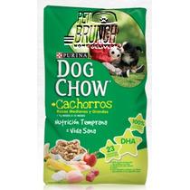 Dog Chow Cachorro Med/gde 7.5kg Pet Brunch