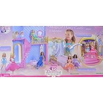 Juguete Barbie El 12 Princesas Bailarinas Mágico Danza Cast