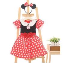 Vestidos Disfraz Minnie Mouse