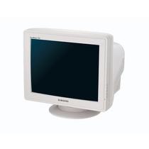 Combo De 3 Monitores Crt Samsung Syncmaster 793s