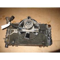 1985-84 Honda Magna Vf500 Radiador Y Ventilador Enfriadores