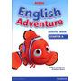 New English Adventure Starter - Activity Book A Con Cd (1)