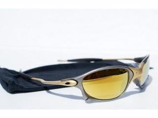 2c5dfe6c5 Oculos Oak Juliet 24k X Metal Cinza E Dourado Frete Gratis - R$ 197,00 em  Mercado Livre