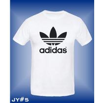 Franelas Deportivas Adidas Para Damas Caballeros Regalos