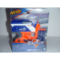 Juguetes Hasbro, Nerf N-strike Reflex Ix-1