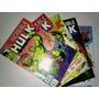 Lote Por 5 De El Increible Hulk Simbolo