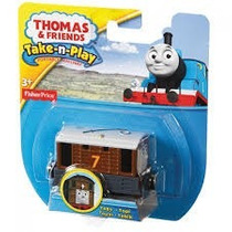 Tomas & Friends Take-n-play Toby Fisher Price