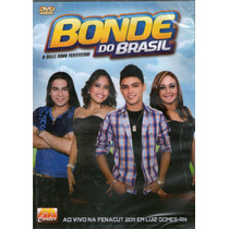 Dvd Bonde Do Brasil Ao Vivo Original