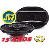 Parlantes Pioneer 6996 650w 6x9 5 Vias 100rms Mejora El 6995