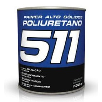 Fundo Primer Pu Hs 511 C/ Catalisador Maxi Rubber 900ml
