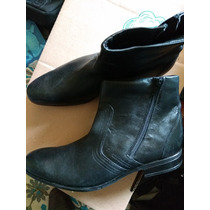 Zapatos Bota De Vestir Para Caballero Emyco