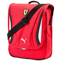 Mariconera Bolsa De Mano Scuderia Ferrari Puma 073174