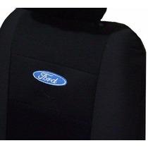 Jogo Capa Protetora Banco Carro Tecido Pano Barato Ford Ka