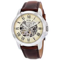 Relógio Masculino Fossil Grant Me3099 Automatico ( Nfe)