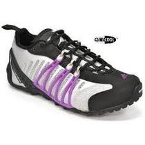 Tênis Adidas Hellbender - Cinza/roxo Aranha