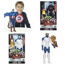 Avengers Capitan America/iroman/war Machine D Hasbro