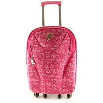 Mala De Viagem Primicia Barbie Classic Pink M - Ba9296/3
