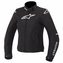 Jaqueta Feminina Para Moto Stella T-jaws Alpinestars Oficial