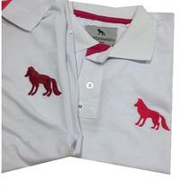 Camisa Camiseta Polo Acostamento 3 Unidades Kit Frete Gratis