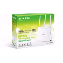 Roteador Wireless Tp-link Dual Band Archer C9 Router Ac1900