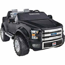 Montable Fisher-price Power Wheels Ford F-150 W2