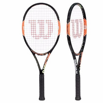 Raqueta Wilson Burn 100 Team 267 Gr Tennis Tenis Federer Rf