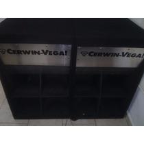 Vendo O Cambio 2 Cajones Cerwin Vega Con Bajos 18 De Minitec