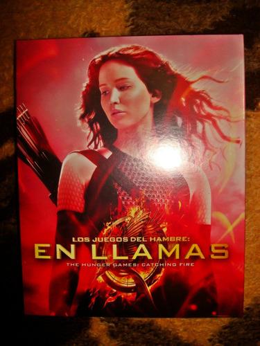 Los Juegos Del Hambre En Llamas The Hunger Games Bluray 140 00