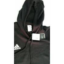 Exclusiva Polera Sudadera Adidas Coref Hoodie - Nike