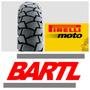 Cubierta Moto 250-17 Pirelli Dura Traccion Polleritas