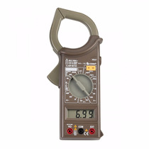 Multímetro Digital De Gancho Mul-100