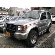 Mitsubishi Montero V6 3p 2003