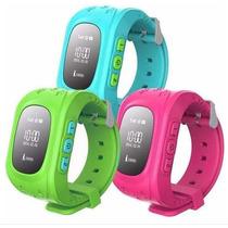 Smartwatch Para Niños Con Rastreador Gps Tracker Llamada Sos